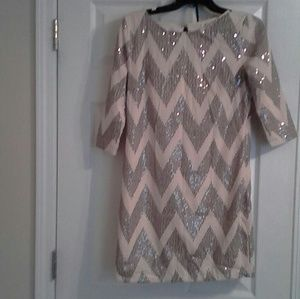 Dresses & Skirts - Sequences size small party dress